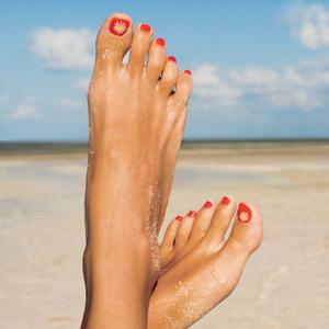 Pretty Summer Feet