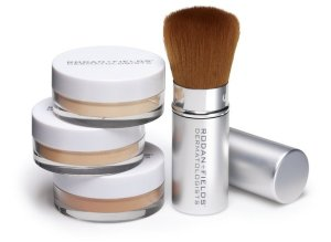 Mineral Peptide Powder with Sunscreen