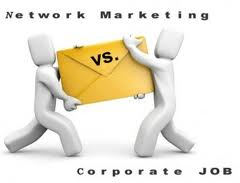network mkt vs a job