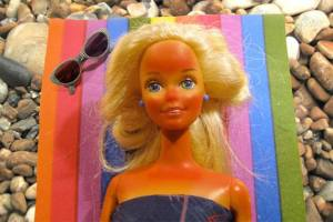 barbie tan